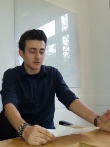 Raphael Gregorian, Chair