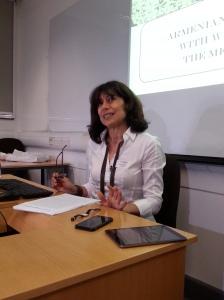 Speaker Valentina Calzolari